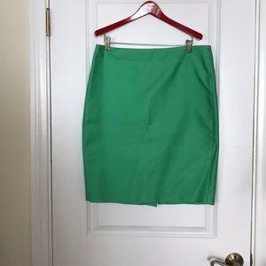 J. crew  No 2 pencil skirt size 10
